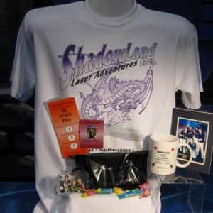ShadowLand Memorabilia