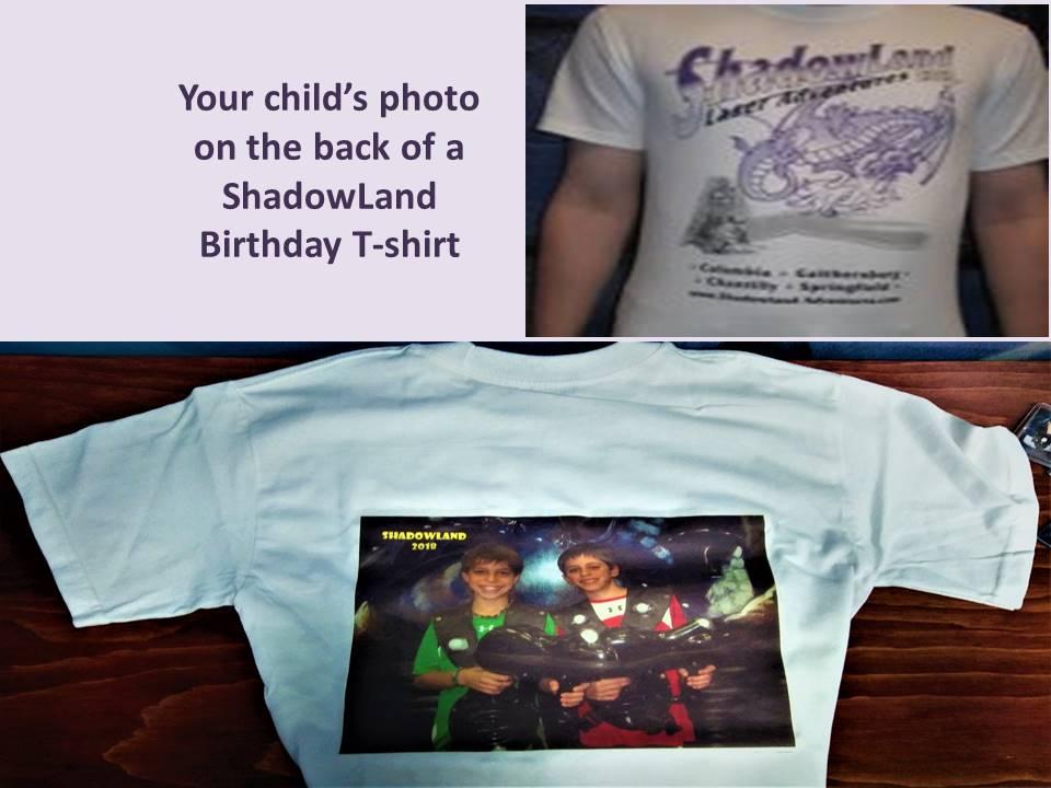 Memorabilia T Shirt Picture